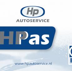 klantenkaart HP Autoservice