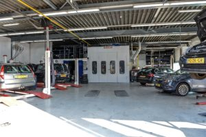 werkplaats HP Autoservice
